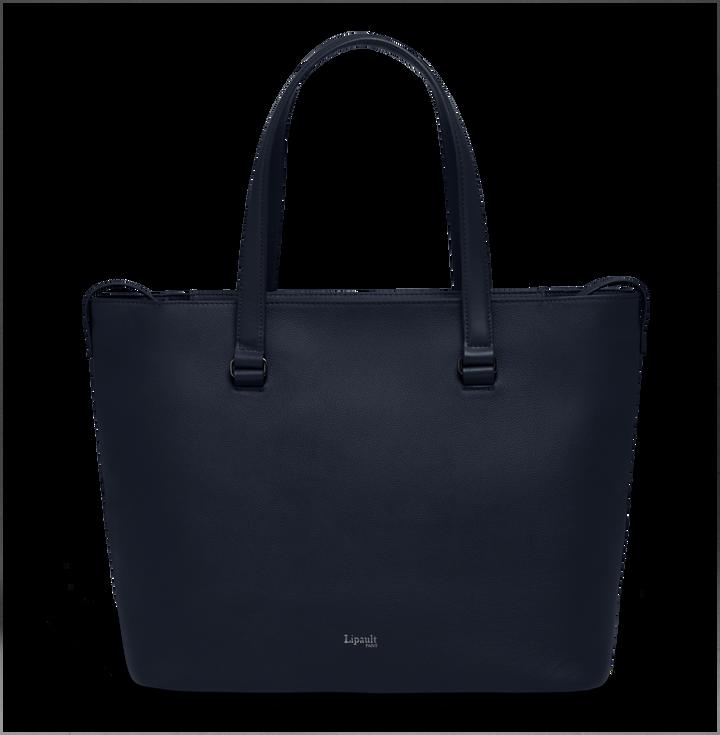 Plume Elegance Sac à main L Bleu Marine | 1