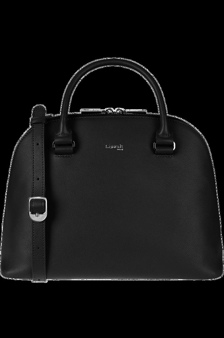 Plume Elegance Handbag M Black | 5