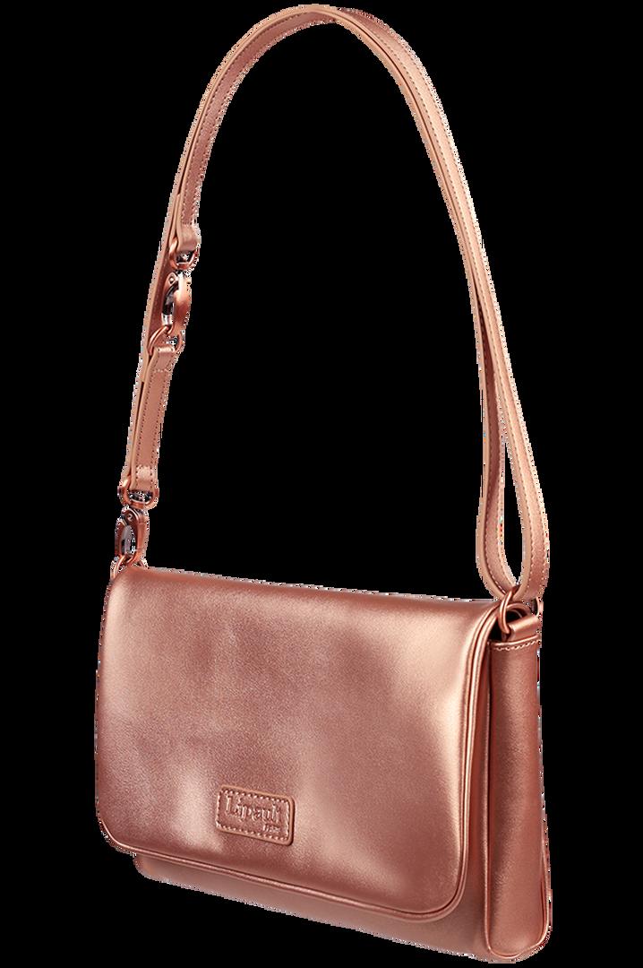 Miss Plume Handbag Pink Gold | 5