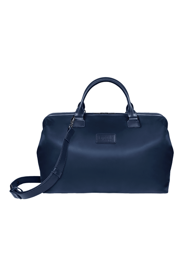 Lady Plume Shoulder bag M Navy | 1
