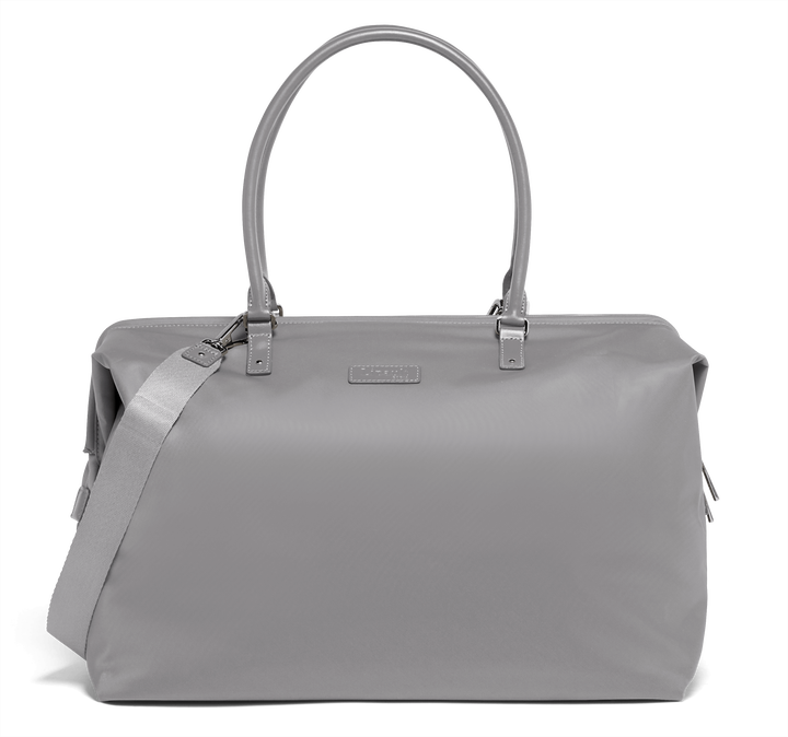 Lady Plume Sac week-end M Pearl Grey | 1