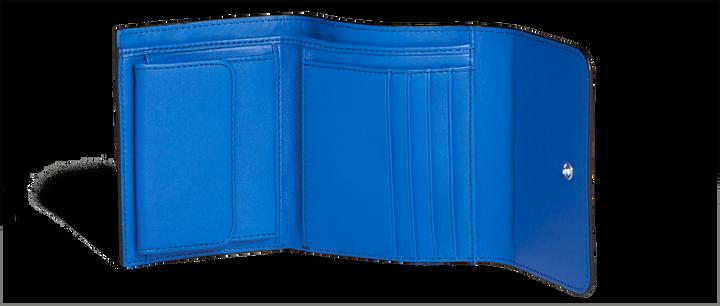 By The Seine Portefeuille Cobalt Blue | 2