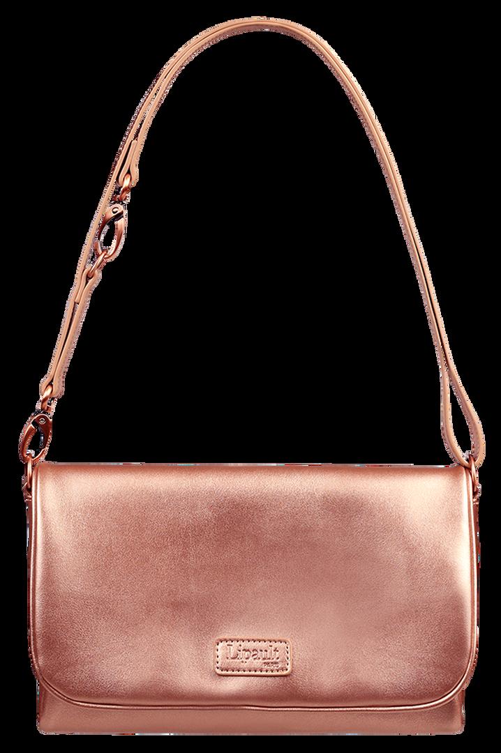 Miss Plume Handbag Pink Gold | 4