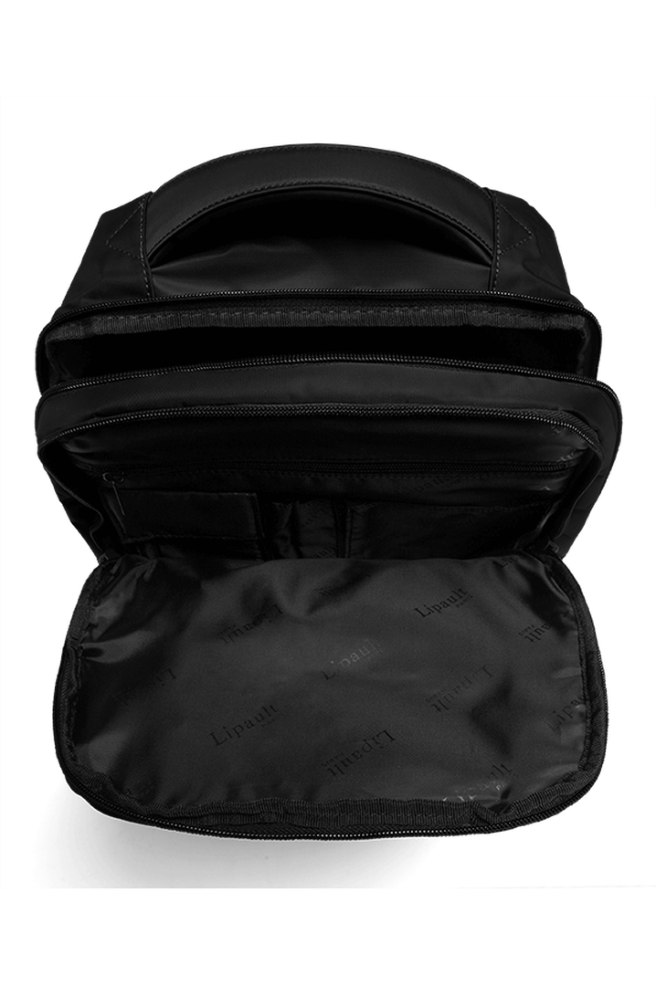 Plume Business Laptop Backpack Black | 4