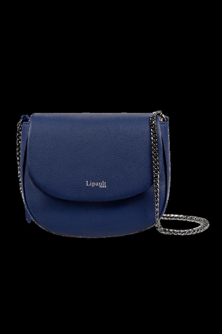 Plume Elegance Sac porté croisé Bleu Marine   5