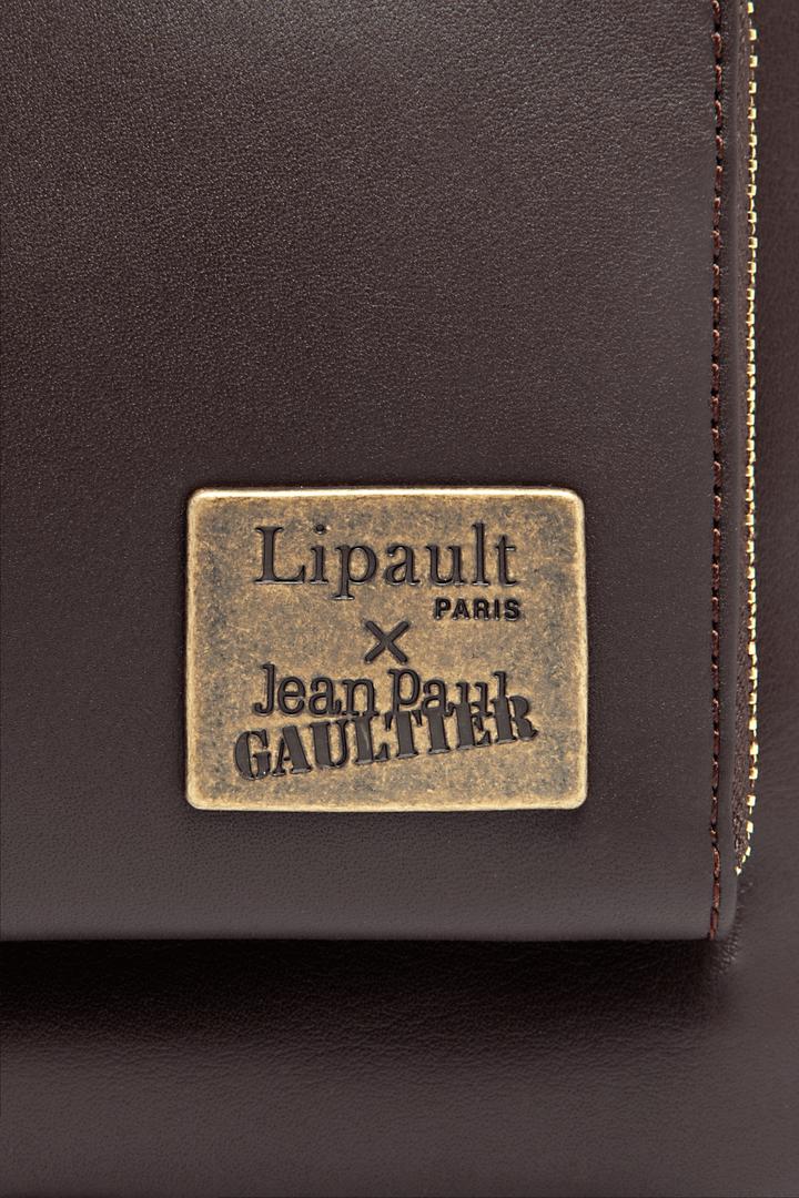 J.P. Gaultier Collab Mix Sac à dos M Burgundy | 6