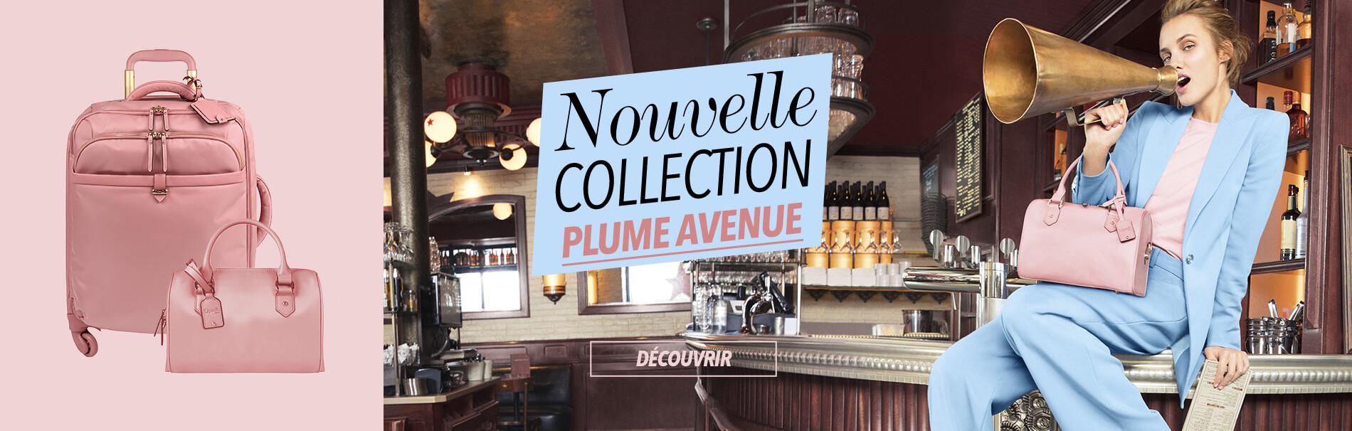 Lipault - Plume Avenue 2018