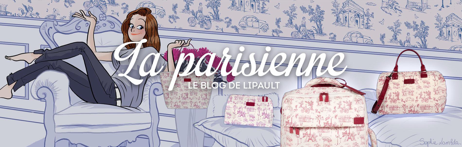 La Parisienne: The blog of lipault