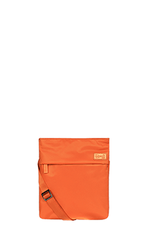 Lipault City Plume Crossover Bag M Orange