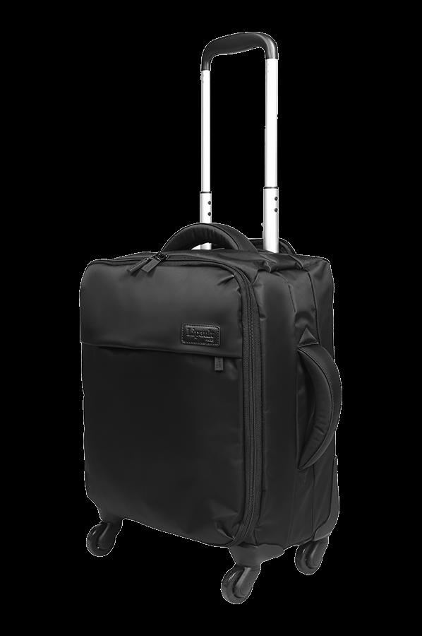 originale plume valise cabine 4 roues 50cm noir lipault. Black Bedroom Furniture Sets. Home Design Ideas