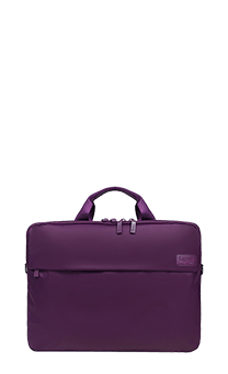 "Lipault Plume Business Porte-Ordinateur 17.3"" Violet"