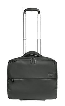 "Lipault Plume Business Pilot Case 2 roues 15"" Gris Anthracite"