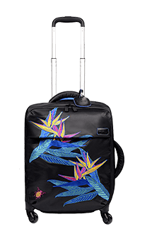 Lipault Lipault Special Ed. Cabin Luggage 4 Wheels 55cm Psychotropical