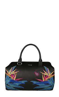 Lipault Lipault Special Ed. Bowling Bag M  Psychotropical