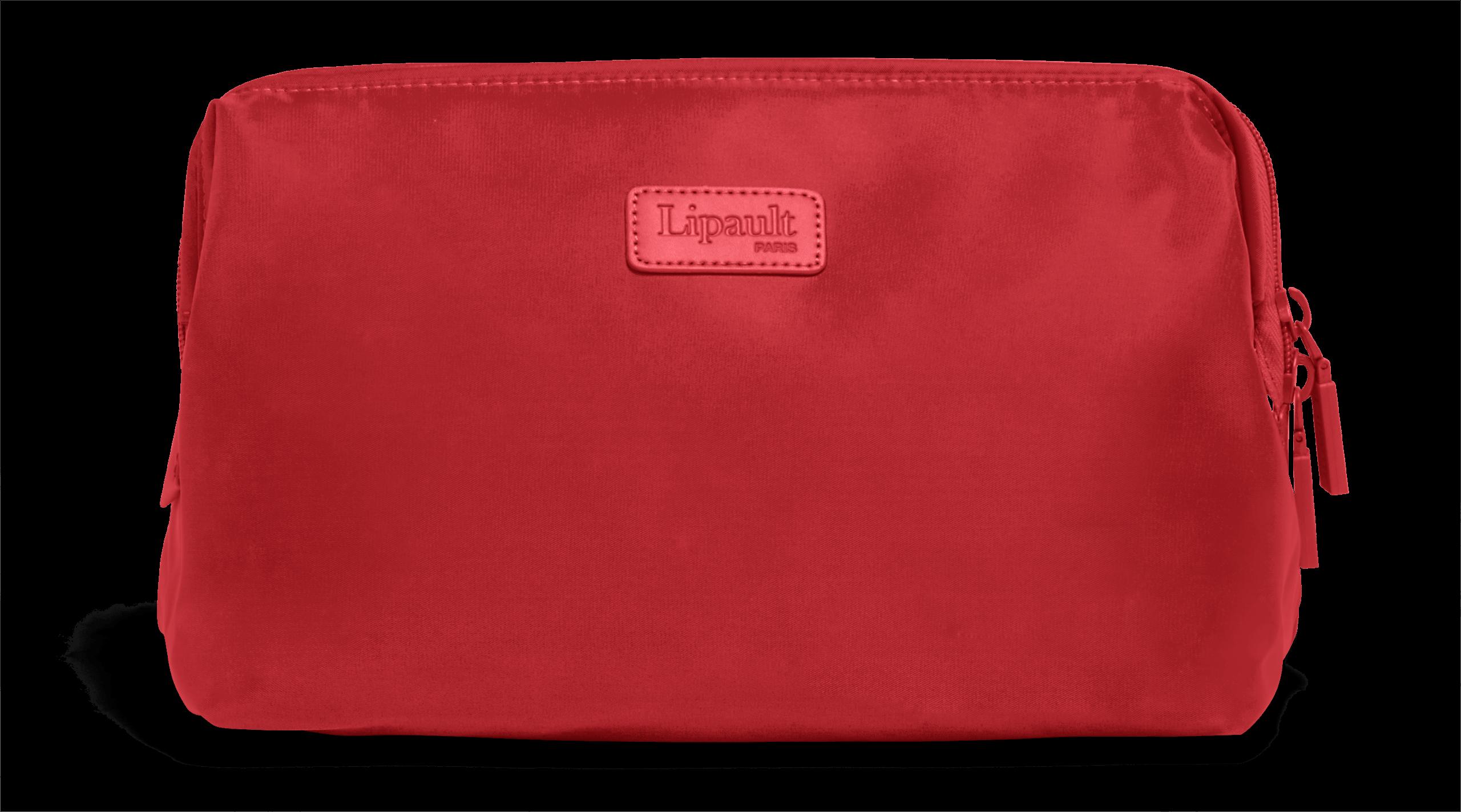 a18c3b1ea92 Plume Accessoires Trousse de toilette Cherry Red