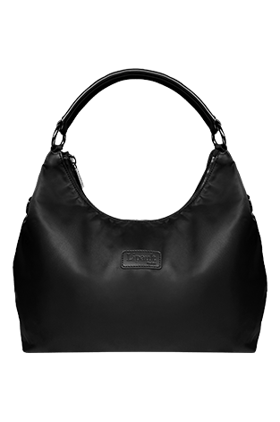 Lipault Lady Plume Hobo Bag S Black