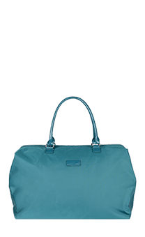 Lipault Lady Plume Sac Weekend M Bleu Canard