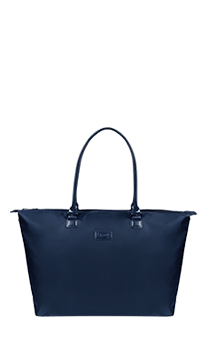 Lipault Lady Plume Tote Bag M Navy