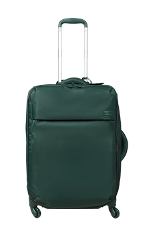 Lipault Originale Plume Luggage 4 Wheels 65cm  Forest Green
