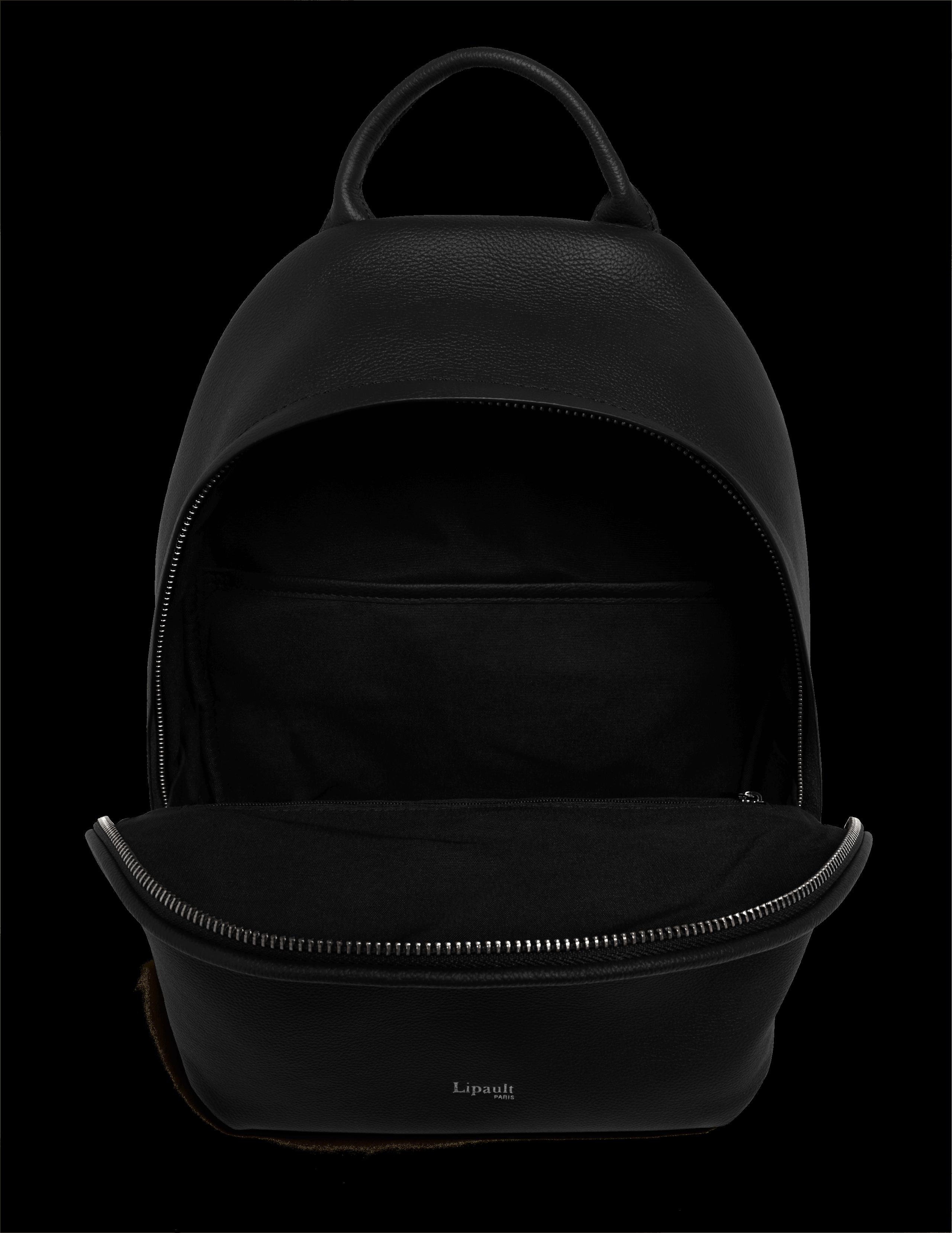 fa6481dd74fa Plume Elegance Backpack Black