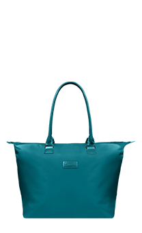 Lipault Lady Plume Tote Bag M Duck Blue